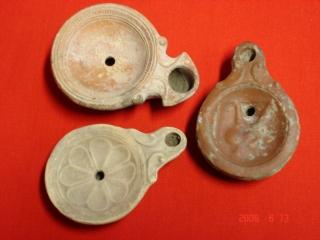 Roman Lamps