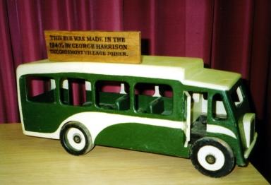 Grosmont bus