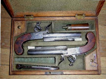 Moorsom Pistols