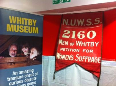 Votes & Museum Banner