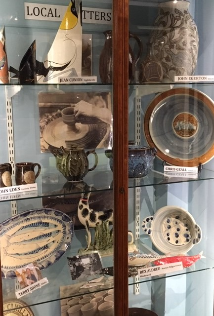 Local Pottery – Whitby Museum
