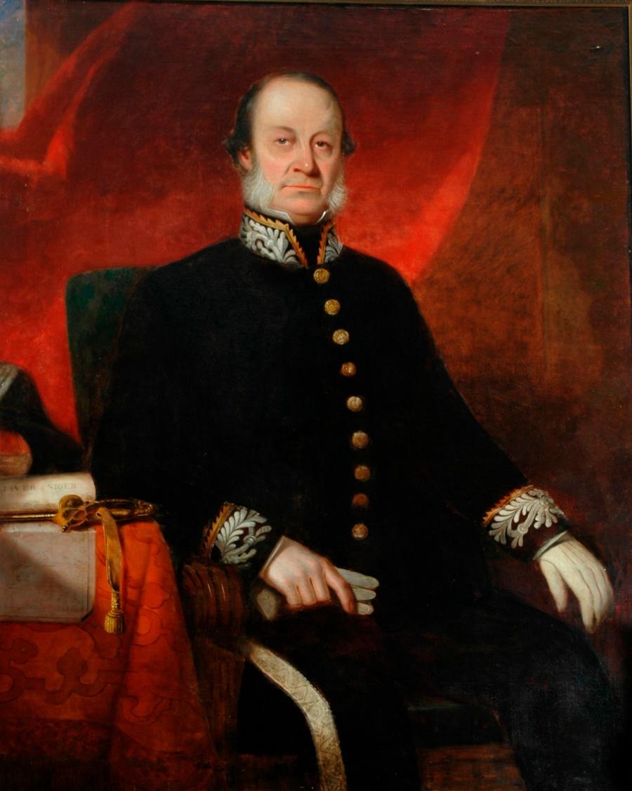 Capt John Beecroft